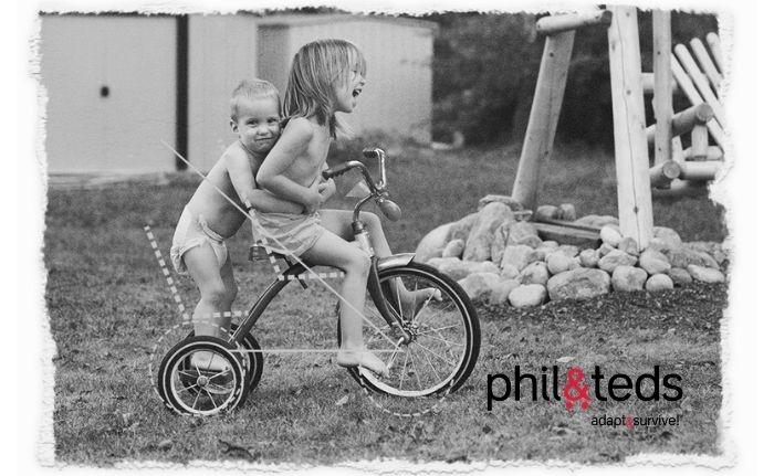 Mida tähendab uus Phil&Tedsi Inline süsteem?
